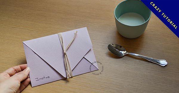 【邀請卡信封】15個細緻邀請卡信封的案例作品推薦