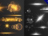 【光線素材】17個高質量的光線素材下載,陽光素材推薦