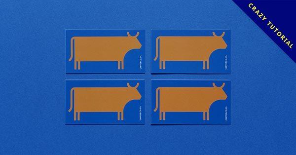 17套優質餐廳名片設計的作品範例推薦