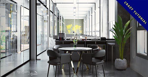 【辦公桌設計】17套高質量辦公桌設計的作品實例推薦