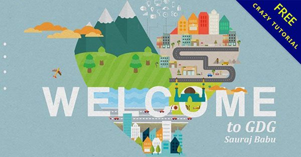 【歡迎海報範本】17款豐富歡迎海報範本設計的作品範例推薦