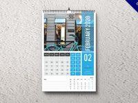 【日曆設計】18個精緻日曆設計的作品推薦