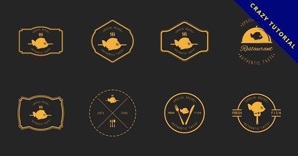 【食物logo】18款優質的食物logo下載,精品圖標推薦