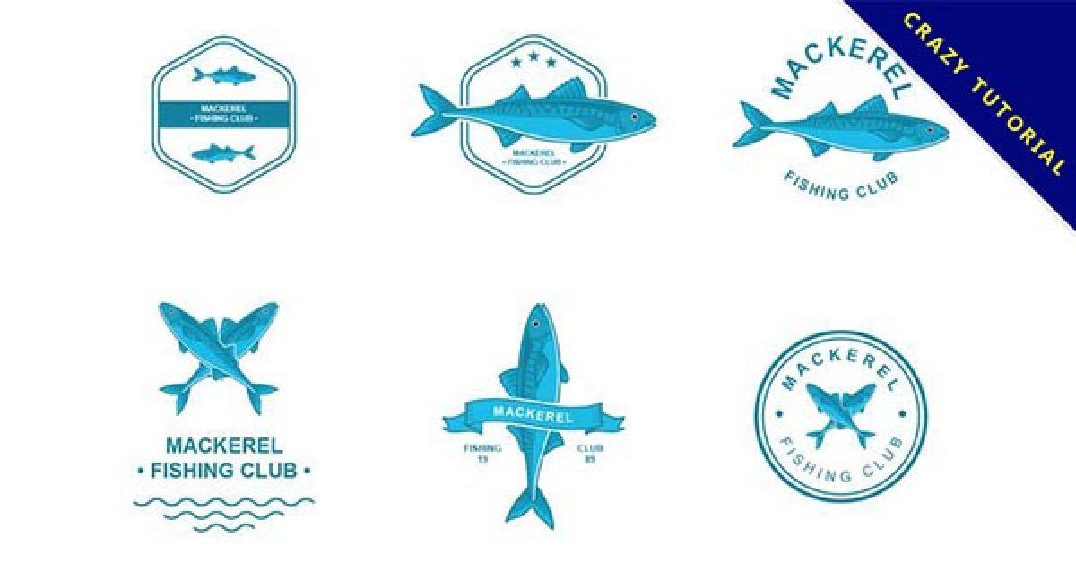 【魚logo】20個優質的魚logo素材下載,有設計感圖檔推薦