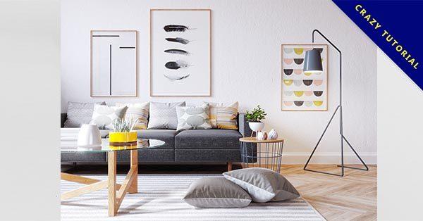 【客廳顏色】20張極美的客廳主牆顏色參考作品推薦