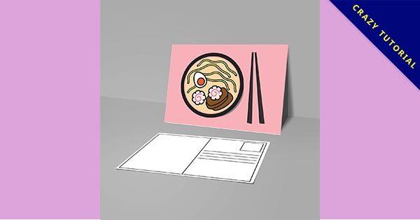 【明信片設計】21張優質明信片設計的作品範例推薦