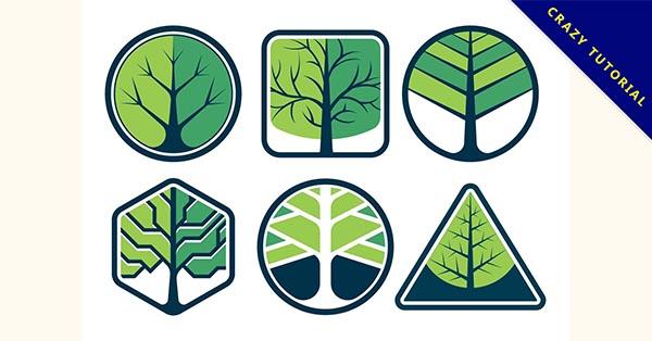 【樹LOGO】21張高質感的樹LOGO下載,精美圖樣推薦
