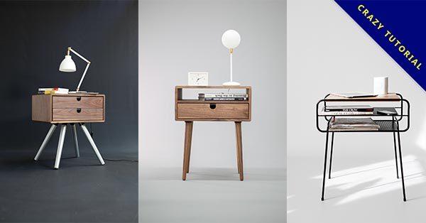 【床頭櫃設計】21款優質床頭櫃設計的作品推薦