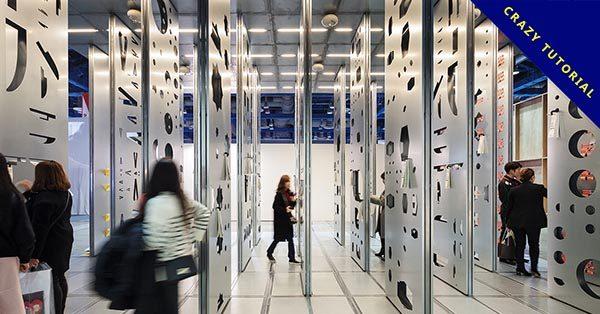 【展場設計】22個國外的展場設計作品推薦