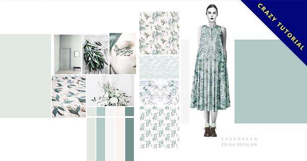 【衣服圖案】22款可愛的衣服圖案設計作品範本推薦