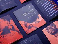 【文字排版】23套精品文字排版設計的作品推薦