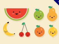 【笑臉圖案】24套可愛的笑臉圖案下載,笑臉素材推薦