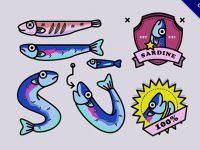 【卡通logo】25款細緻的卡通logo下載,卡通圖標推薦