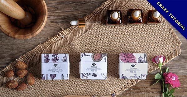 32款有設計感的肥皂包裝設計作品推薦