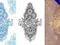 【玫瑰花刺青】33張優質玫瑰花刺青的作品樣本推薦