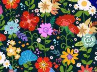 【花朵圖案】34個可愛的花朵圖案下載,高品質素材推薦