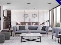 【設計家居】35套有獨特感的家居設計作品推薦
