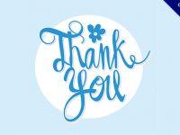 【感謝圖】LINE可使用的19張優質的感謝圖下載