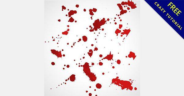 【血跡素材】佛心推薦:10款完美的血跡素材下載