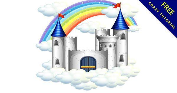 【城堡圖案】佛心推薦:20套可愛的城堡圖案下載