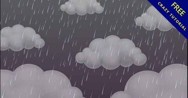 【下雨天圖片】素材推薦:10個優質的下雨天貼圖下載