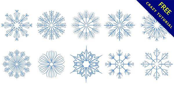 【對稱圖形】24套設計感的對稱圖案下載