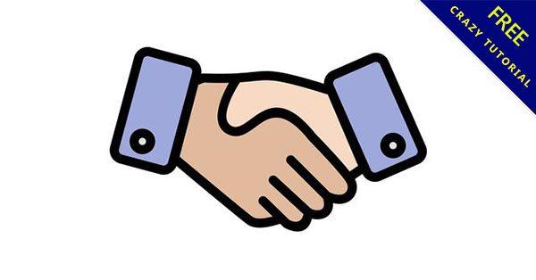 【握手圖案】強烈推薦:12款商業用的握手圖片下載