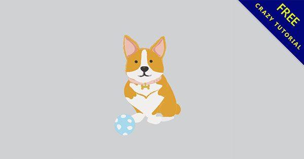 【柯基q版】7個超可愛的q版柯基犬下載