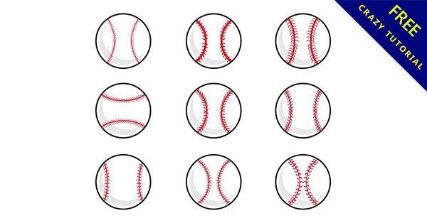 【棒球素材】實用推薦:13套可愛的q版棒球下載