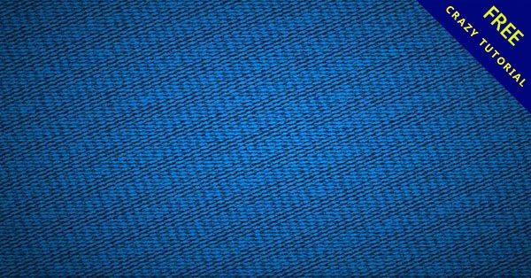 【牛仔褲圖案】創作時必使用的17張精細的牛仔褲材質下載