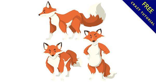 【狐狸q版】15張可愛的q版狐狸下載