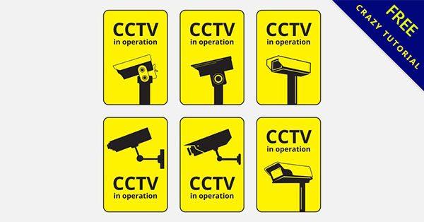 【監視器圖示】12個保全的監視器icon下載