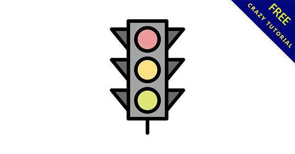 【紅綠燈卡通】嚴選推薦:15款精美的卡通紅綠燈下載