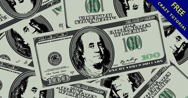 【美金圖案】11張可愛的美金圖案下載