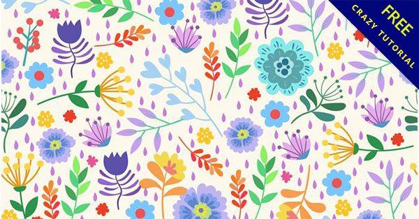 【花的圖案】小編推薦的30套可愛的圖案的花下載