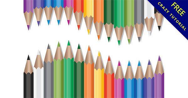 【蠟筆素材】18套精美的蠟筆圖片下載