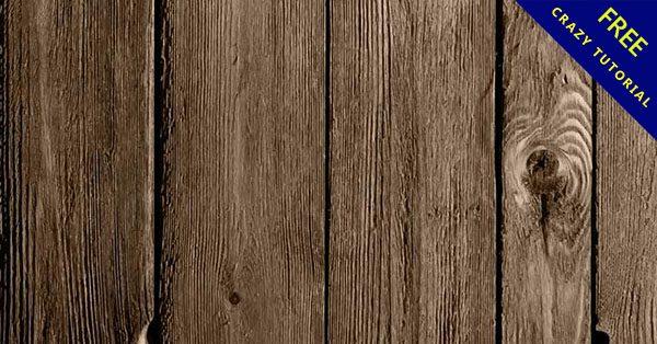 【木頭背景】創作時必使用的23套高質感的木頭背景下載