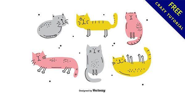 【簡單可愛圖畫】創作用的19套可愛簡單圖畫下載