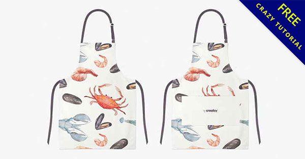 廚房圍裙設計模板免費下載、圍裙樣式印製推薦