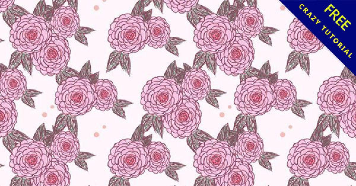 【玫瑰花背景】小編推薦:15張精美的玫瑰花背景下載