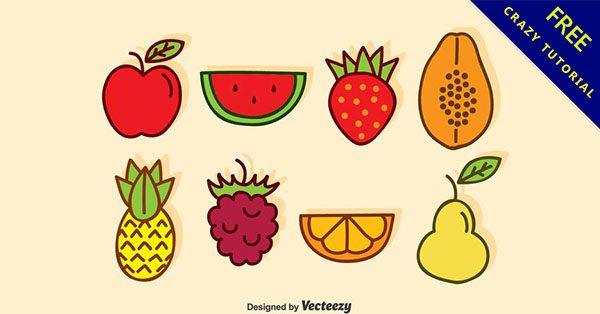 【可愛水果圖案】小編推薦:18張可愛水果圖案下載