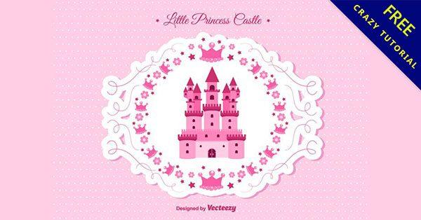【城堡卡通】強烈推薦:21個可愛的卡通城堡下載