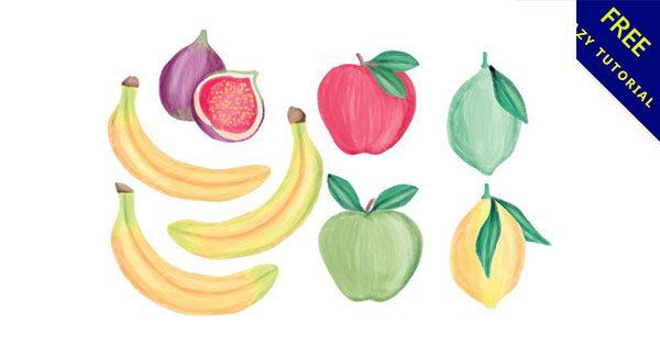 【水果q版】精選21種可愛的q版水果下載