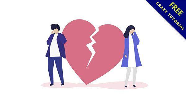 【心碎圖案】編輯推薦:10張難過的心碎圖案下載