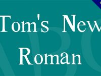 羅馬字體下載,18款羅馬體字型推薦,可商業用途