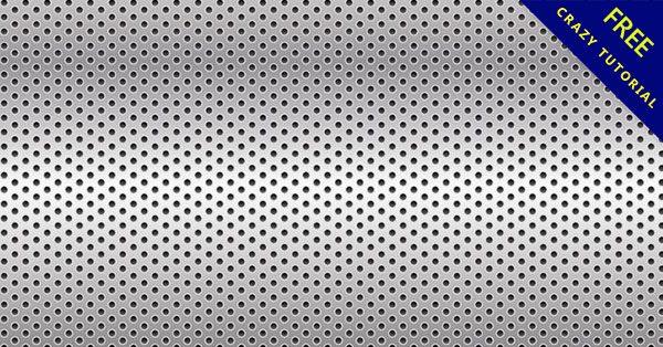 【金屬材質】美編必備的22個精品的金屬材質素材下載