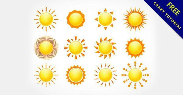 【卡通太陽】美編都在找的17個可愛的太陽卡通下載