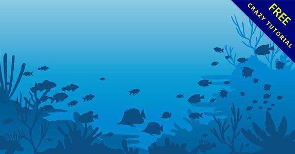 【魚缸背景圖】設計人都需要的17個高質感的魚缸背景圖下載