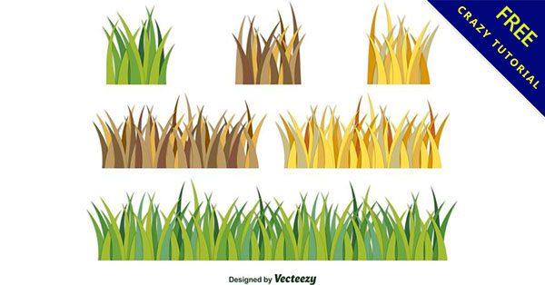 【草地素材】精華推薦:15款好用的草地素材下載