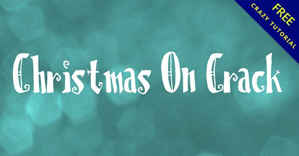 20款聖誕節字體下載,Christmas聖誕字體推薦